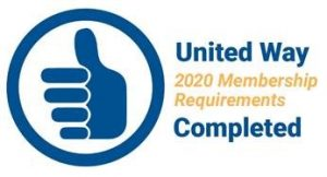 United Way Membership Completed